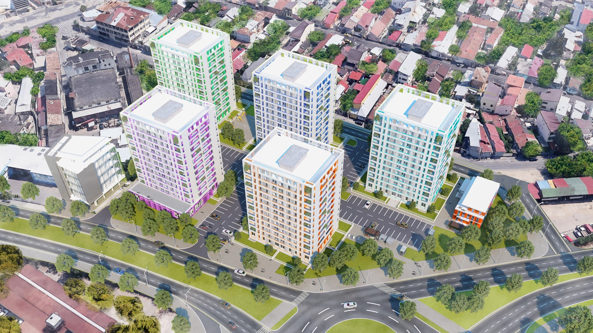 Color Residences Central